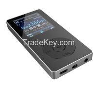 Private model metal 8GB mp3 player with speaker