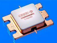 x-band CGHV96050F2, 50 W, 7.9 - 9.6 GHz, 50-ohm, Input/Output Matched GaN HEMT