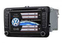 Car dvd GPS player for VW golf tiguan passat with RDS iPod bluetooth DVD SD USB mirror link function M-610