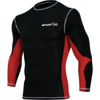 MMA Quad-flex Adversary Long Sleeve Rash Guard