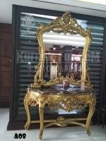 Golden Console