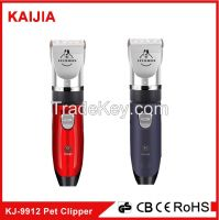 China supplier top quality electric pet hair clipper