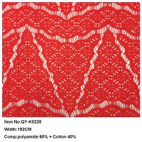 lace fabric for garment
