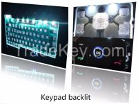 LED backlight /LCD/Keypad backlit design light panel
