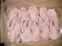 Halal Frozen Whole Chicken, Chicken Feet, Chicken Wings, Chicken Thighs and Breast.