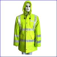 china manufacture waterproof winter policeman rain clothing