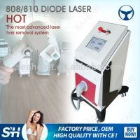 Korea 808 nm diode laser machine for permanent hair removal