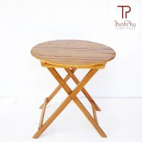 Round Table - Hight Quality Wood Outdoor Bistro Table - Furniture fron Vietnam