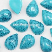 13*18mm Vintage Turquoise Color Oval Acrylic Rhinestone Fancy Flatback Gems Strass Crystal Stones For Bracelet Jewelry Crafts Dress Decorations