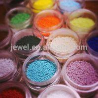 BLC corde cand beads pastel deco japan hot summer nail arts salon 1mm 1.5mm 2.0mm