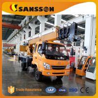 Shandong sansson QLY8 truck crane mobile 8 tons