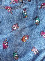 Unicorn shorts jeans