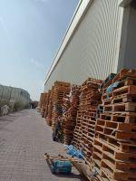 standard wooden pallet-0554646125