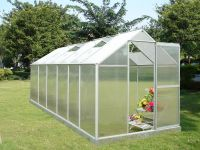 Glass sun room aluminum greenhouses Gardon rooms