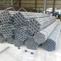 ERW welded steel pipes structure steel scaffoldings