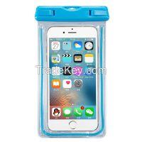 Waterproof Case, Clear Universal Waterproof Case, Dry