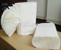Hand towel paper