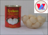 Canned Lychee from Vietnam for best selling