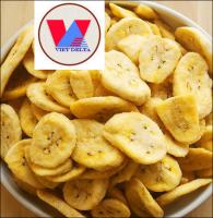 Sweet Dried Banana Fruit