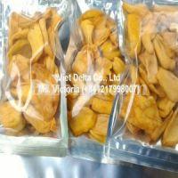 Sweet Dried Jackfruit Chips