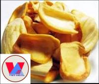Sweet Dried Jackfruit Chips exporting from Vietnam