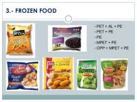 OP/Paper/AL/PE Laminated Films For Food packing