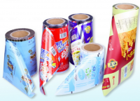 JA011 | Paper - Alu - PE Laminated Film For Food