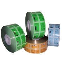 colorful print metalized bopp plastic laminated eco-friendly food packaging roll film