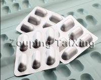 Pharmaceutical Packing Material Unprinted Alu Alu Foil