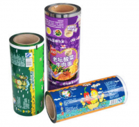 Good plastic laminating food flexible packaging for coffee bag