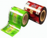 L004 | Custom Printed Plastic BOPP Lamination Film For Food Packaging