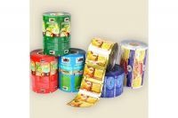 food packing use printed Laminated Aluminum foil pouch/bags