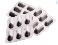 pharmaceutical printable blister packaging container aluminum foil