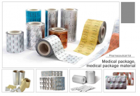 JP017 | Pharmaceutical Blister Packaging Of Aluminum Foil