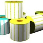 thermal-die-cut-paper-label-rolls