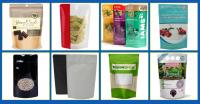 Dependable Factory Food Packaging Zipper Top PET Packing