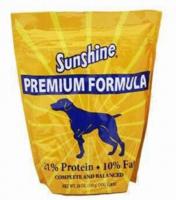 Ziplock Pet Food Packaging /Pet Dog Food Bag With Resealable Zipper