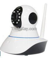 720P Robot Indoor Wireless IP Camera