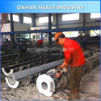 Pre-stressed concrete pole/pipe making machine spinning machine