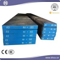 Hot Forged Alloy Tool Steel Plate D3