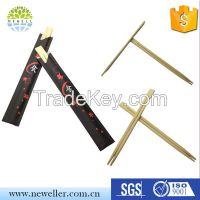 24cm long paper covered disposable chopsticks at top grade