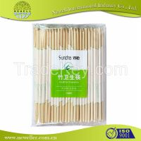 chinese quality certificated for chopsticks in wholesale