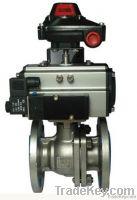 Pneumatic Actuator Control Valves