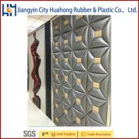 PVC leeather Textile product Huahong PVC Synthetic Artificial Leather