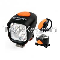 magicshine compact led bicycle light kit 1200lumens for riding