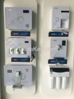 Newly designed RO water purifier with dust proof case and metal shelf