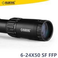 Marcool  Optical EVV scope 6-24X50 riflescope hunting