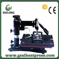 CE approved 8 in 1 combo heat press machine, sublimation machine