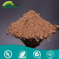CNSL modified powdered phenolic resin for brake linings