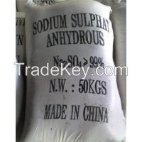 Sodium Sulphate Anhydrous from reliable supplier